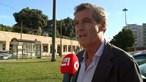 'Sinto-me preocupado. É um dia de grande tristeza para o Benfica', diz Noronha Lopes