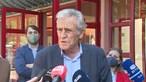 PCP critica testes obrigatórios para restaurantes perante demora na vacinação Covid