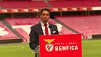 Rui Costa: 'Assumo a liderança com a mesma paixão e orgulho com que vesti a camisola do Benfica'