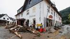 Mais de 40 mortos, dezenas de desaparecidos e 135 mil pessoas sem eletricidade durante cheias na Alemanha