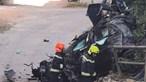 Mulher perde controlo do carro e crianças são cuspidas em despiste na A22 em Loulé
