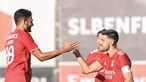 Benfica vence Almería em jogo de preparação para a época