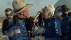 Jeff Bezos fez história com viagem de 10 minutos ao Espaço