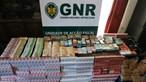 GNR desmantela rede de produção e tráfico de cigarros que operava em Portugal e Espanha