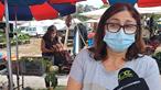 Mulher filmada a roubar cenouras durante reportagem em Coimbra