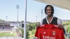 Benfica anuncia contratação de Meité