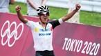 Carapaz vence prova de fundo do ciclismo de estrada nos Jogos Olímpicos, João Almeida 13.º