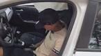 Homem envolvido em cerco e agressões a polícias em Olhão filmado em carro da PSP