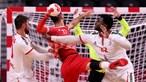 No último suspiro: Portugal remonta para a vitória contra o Bahrain em Andebol
