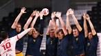 Seleção portuguesa de andebol faz melhor jogo, mas perde frente à Suécia em Tóquio