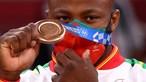 'Tenho o sonho de ser campeão olímpico, vai ser em Paris 2024', diz Jorge Fonseca