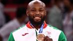 A 'ginga' do judoca Jorge Fonseca conquistou o bronze nos tatamis dos Jogos Olímpicos
