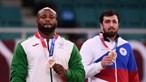 Judoca português Jorge Fonseca ganha bronze nos Jogos Olímpicos de Tóquio 2020