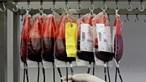 Reservas de sangue nos hospitais só dão para quatro dias