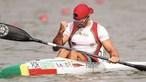 Canoísta Fernando Pimenta apurado para as meias-finais de K1 mil metros