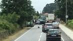 Homem gravemente ferido em colisão entre carros na EN 202 em Monção