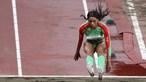 Patrícia Mamona 'focada em saltar muito' nos Jogos Olímpicos de Tóquio 2020