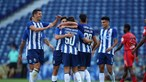 FC Porto vence Lyon em jogo de preparação com oito golos
