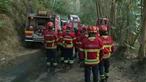 Incêndio em Santa Maria da Feira extinto mas ainda sob vigilância