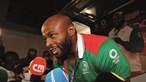 """""""Vou dançar pimba em Paris"""": Judoca Jorge Fonseca regressa a Portugal após conquista de bronze em Tóquio"""