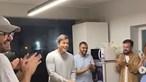 David Carreira reúne família para soprar velas de aniverário