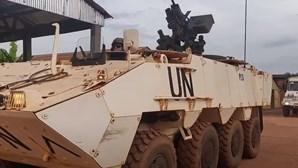 Portugueses em missão das Nações Unidas na RCA empenhados em operação de paz em Bouar