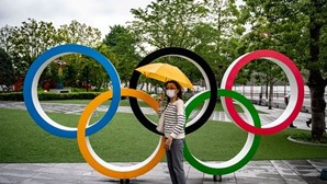 Sobe para 91 o número de infetados com covid-19 na aldeia dos Jogos Olímpicos