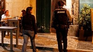 ASAE fecha 29 bares fora da lei num dia