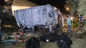 Pelo menos 12 mortos e 26 feridos em acidente de autocarro na Turquia