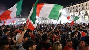 """Imprensa italiana exulta com conquista no Euro 2020 e exclama """"A Europa é nossa!"""""""