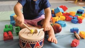 Férias criativas à volta dos sons para entreter as crianças
