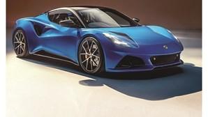 Lotus Emira: adeus aos motores térmicos