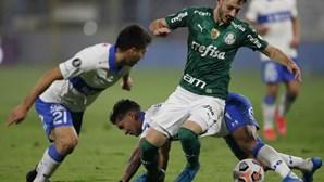 FC Porto e Roma lutam por Viña
