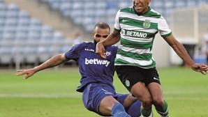 Sporting vence Belenenses SAD e anima Rúben Amorim