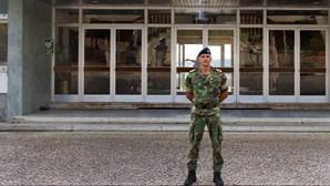 Capitão Artur Mariano Alves é o novo Comandante do Corpo de Fuzileiros