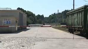 Funcionário de empresa ferroviária morre esmagado por carruagens em Viana do Castelo
