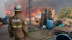 Cerca de 40 concelhos no interior Norte e Centro e do Algarve em risco máximo