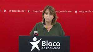 """Líder do Bloco de Esquerda aponta """"mau início de conversa"""" em propostas laborais do Governo"""