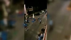 Detido homem filmado a agredir e atropelar três pessoas em Reguengos de Monsaraz