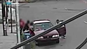 Mãe salva filho de cinco anos de ser raptado
