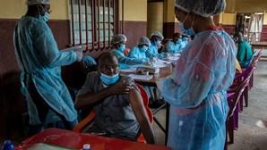 Guiné-Bissau com duas mortes e 50 pessoas internadas nas últimas 24 horas