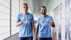 Sérgio Oliveira volta ao FC Porto com incerteza