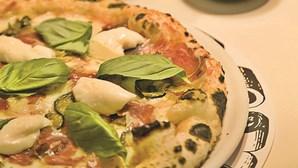 No top das melhores pizzas