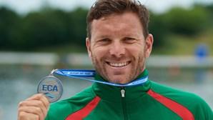 João Ribeiro conquista medalha de prata em K1 500 metros nos Mundiais