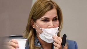 Secretária da Saúde do Brasil tentou promover tratamento ineficaz contra a Covid-19 em Portugal