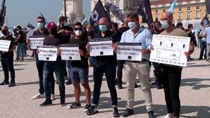 PSP e GNR sem resposta sobre subsídio de risco marcam novo protesto