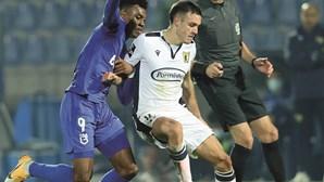 Negócio feito: Ugarte no Sporting na próxima semana