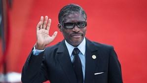 Reino Unido aplica sanções financeiras a filho do Presidente da Guiné Equatorial