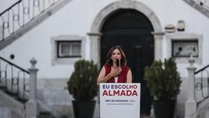 """Inês Medeiros recandidata-se a Almada com objetivo de """"agir"""" em vez de """"apregoar"""""""