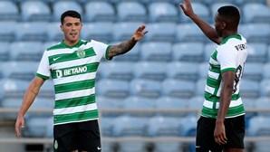 Fatura de 25 milhões de euros do Sporting adia contratação de avançado